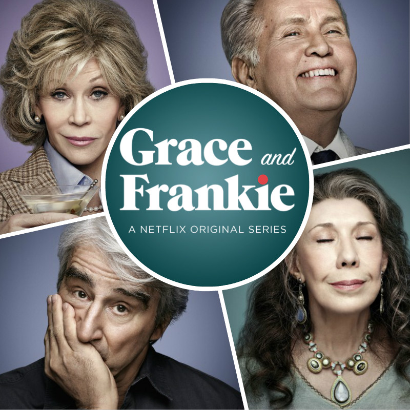 GraceFrankie Third Season