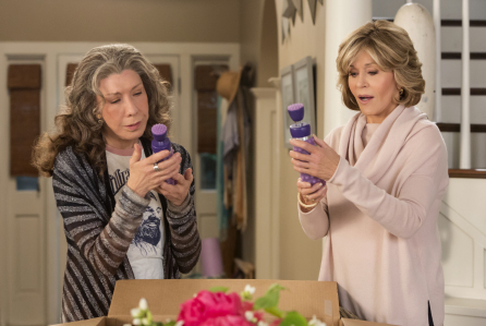 Grace and Frankie -Netflix