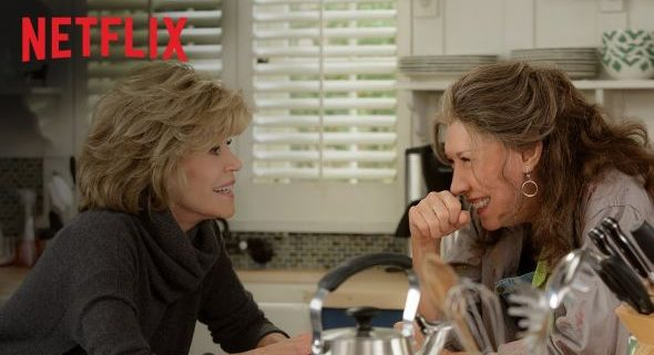 grace and frankie third season