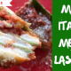 Italian meaty Lasagna