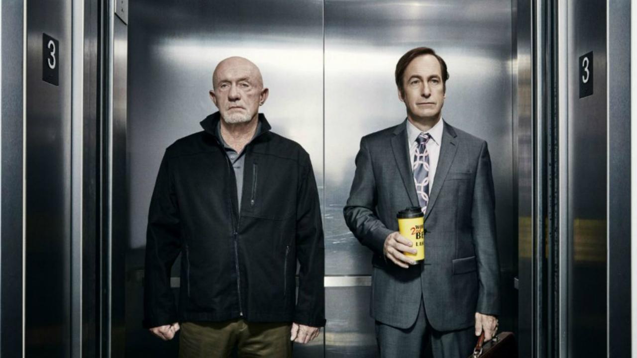 Saul e Mike