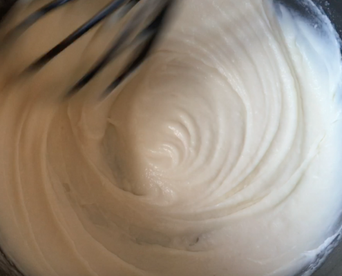 Make Béchamel Sauce