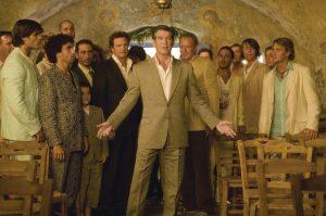 Brosnan in Mamma Mia