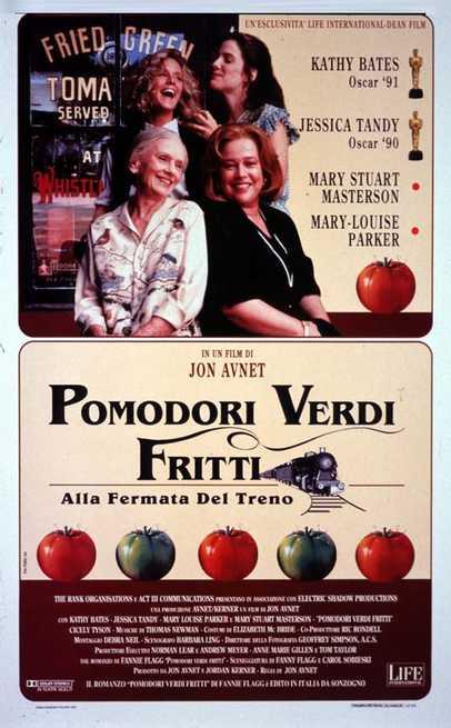 Locandina Pomodori Verdi Fritti