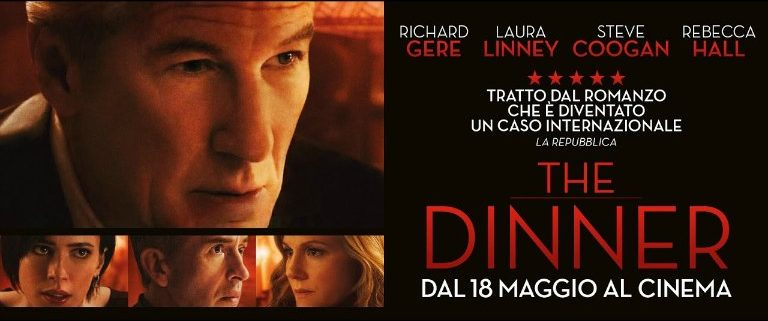 The Dinner Locandina